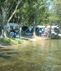 Banbury Green RV Park accommodations