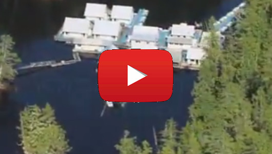 Rivers Inlet Sportsman's Club Fishing Resort Video Two